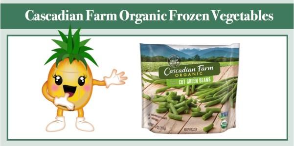 Cascadian Farm Organic Frozen Vegetables Coupon