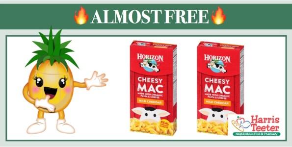 Horizon Mac & Cheese Coupon Deal