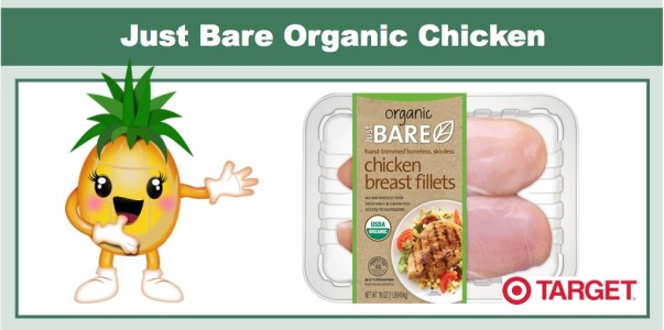 Just Bare Organic Chicken Coupon