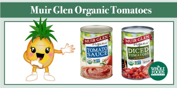 Muir Glen Organic Tomatoes Coupon