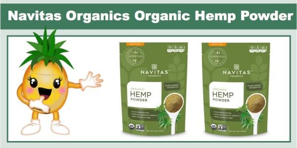 Navitas Organics Organic Hemp Powder