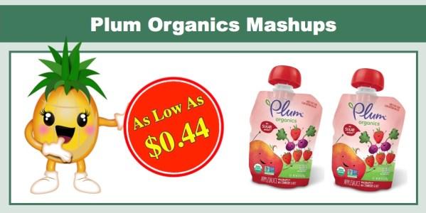 25% off Plum Organics Coupon