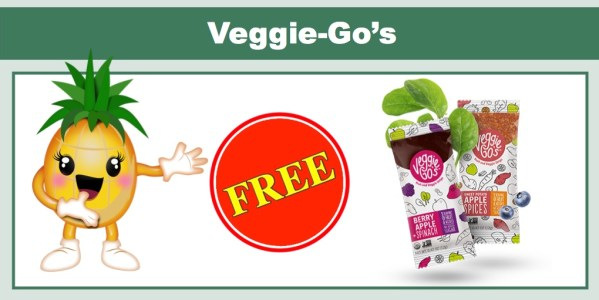Free Veggie-Go's Product Coupon