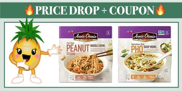 Annie Chun's Soup Bowls