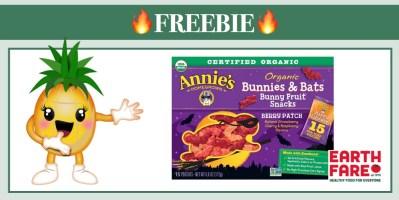 Annie's Organic Bunnies & Bats Fruit Snacks