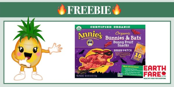 Annie's Organic Bunnies & Bats Fruit Snacks