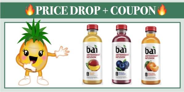 Bai Antioxidant Infused Beverage