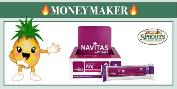 Navitas Organics Superfood Bars Coupon