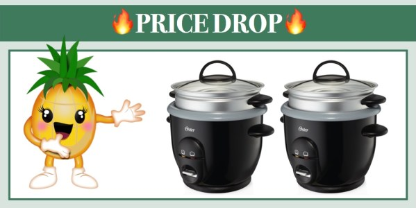 Oster 6 Cup Rice & Grain Cooker