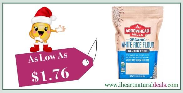 Arrowhead Mills Organic White Rice Flour