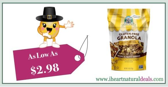 Bakery on Main Gluten Free Granola