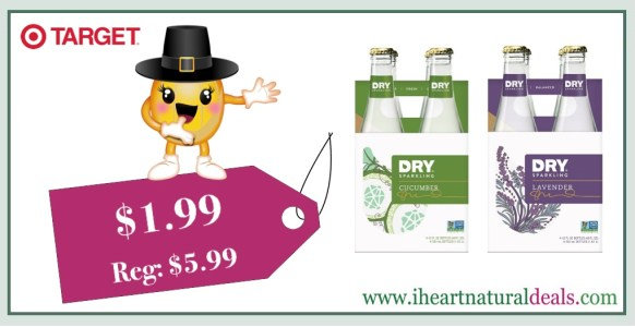 Dry Sparkling Coupon Deal