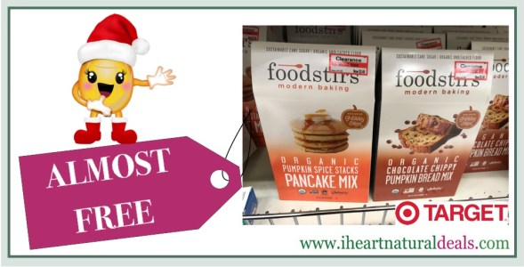 FoodStirs Baking Mixes Coupon Deal