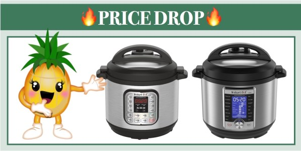 Instant Pot DUO80 and Instant Pot Ultra