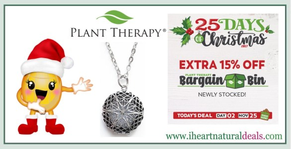 Plant Therapy 25 Days of Christmas Day 2