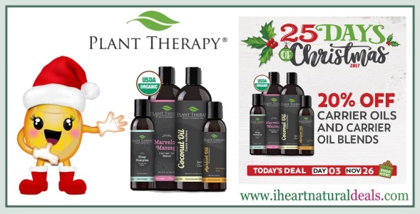 Plant Therapy 25 Days of Christmas Day 3