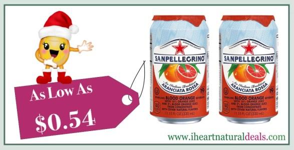 Sanpellegrino Sparkling Fruit Beverage