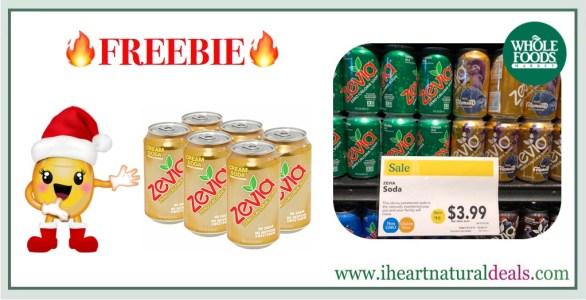 Zevia Soda 6 Pack