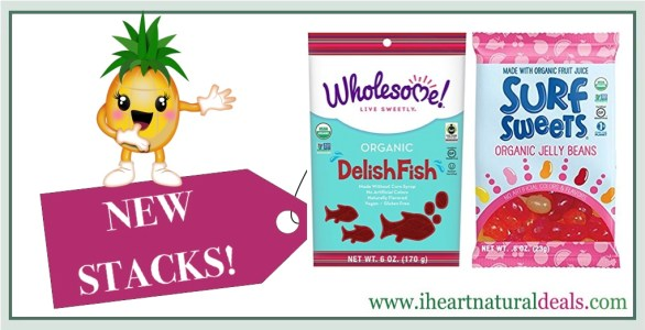 Surf Sweets and Wholesome Organic Delishfish