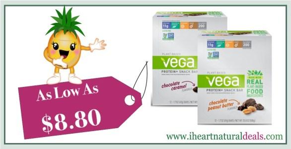 Vega Protein+ Snack Bars