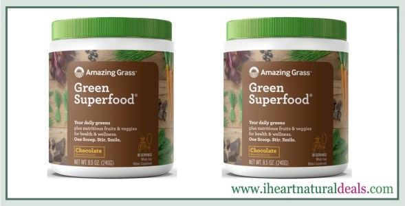 Amazing Grass Green Superfood Organic Powder
