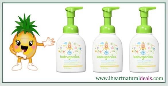 Babyganics Foaming Hand Soap