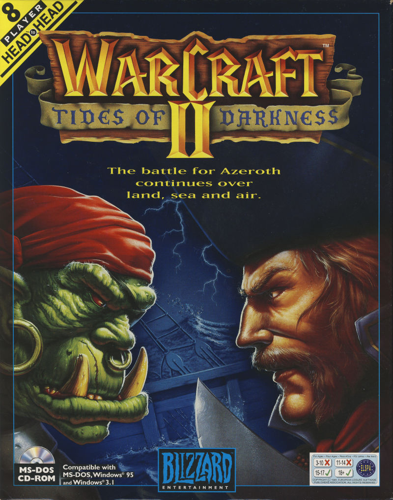 [Review] Warcraft II – Tides of Darkness