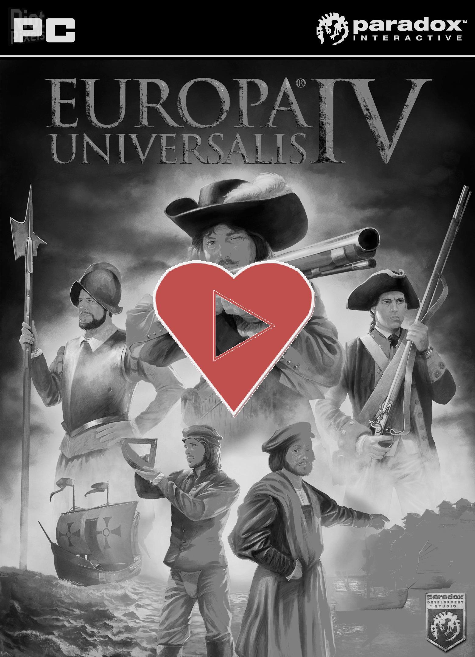 [Playthrough] Europa Universalis IV – Part I