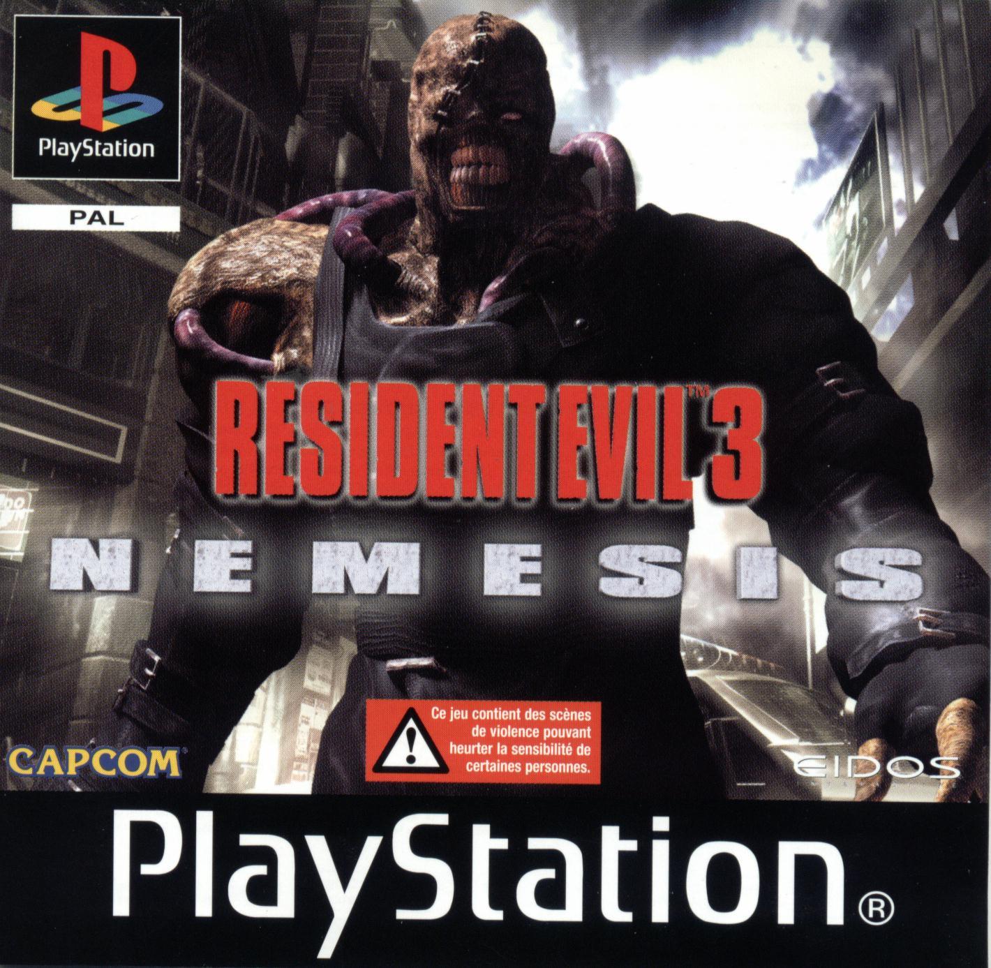 [Review] Resident Evil 3: Nemesis