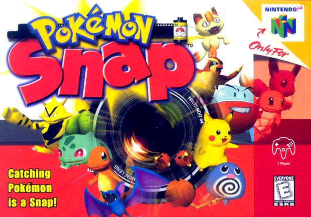 [Coming of Age] Pokémon Snap