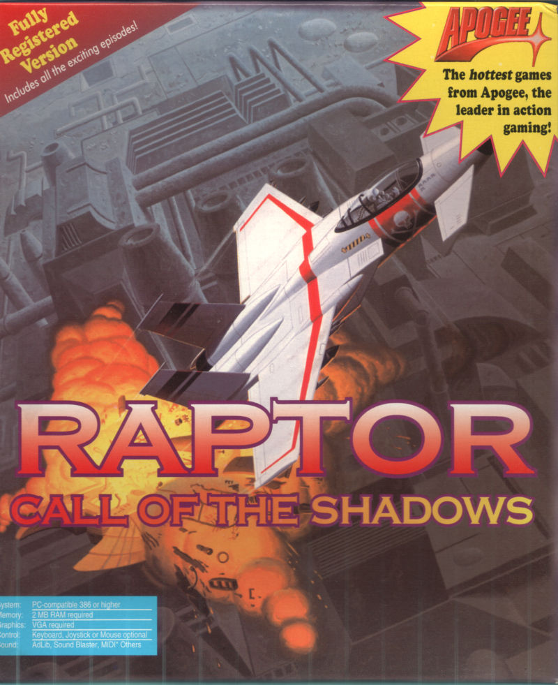 [Review] Raptor: Call of the Shadows