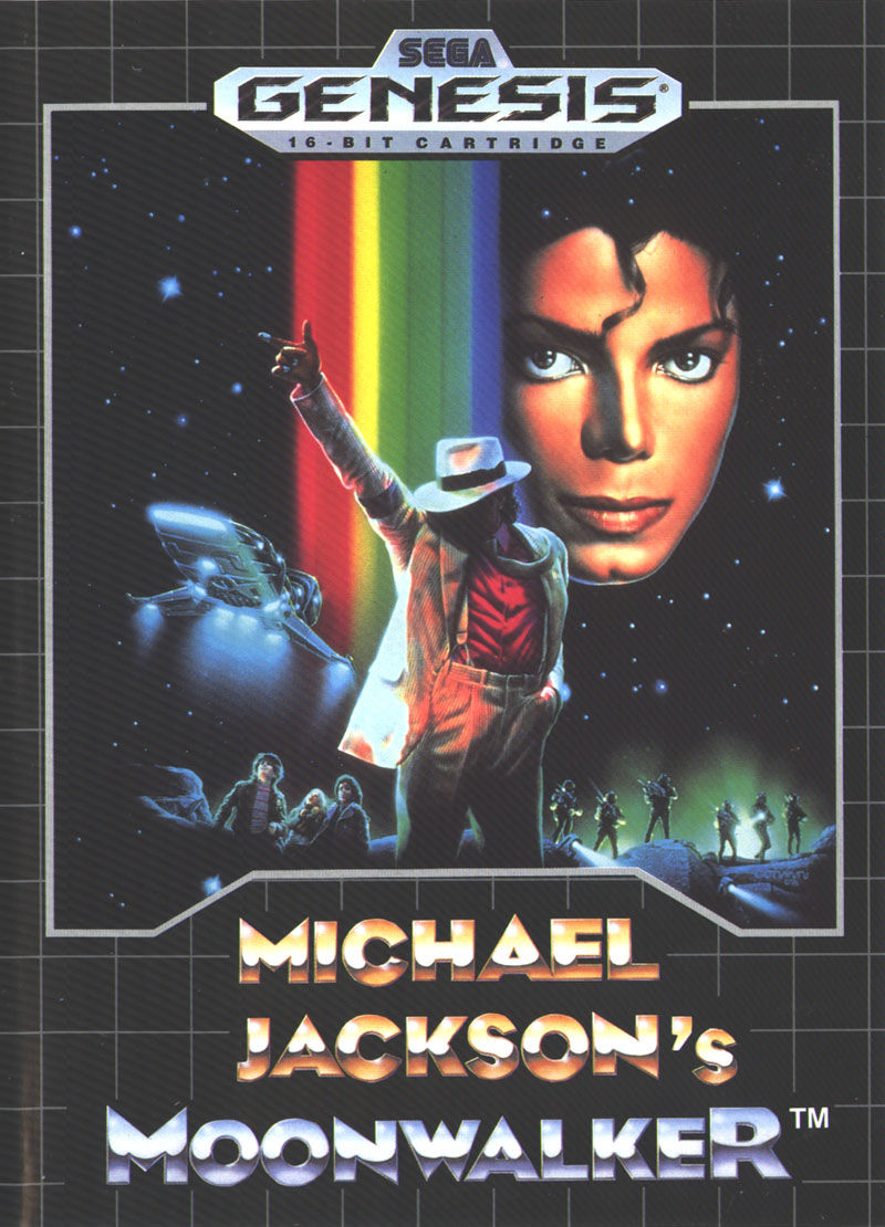 [Review] Michael Jackson's Moonwalker