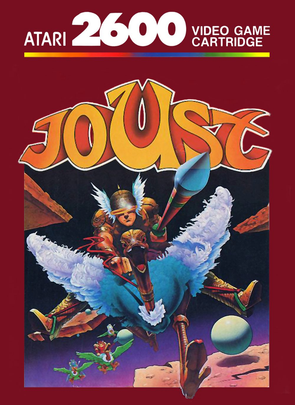[Happy Birthday!] Joust