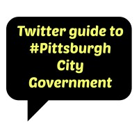 Guide to Following Pittsburgh Mayor and City Council Members on Twitter