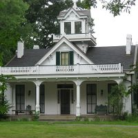 The Gardener-Bailey House in Edgewood
