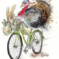 Thanksgiving Events for a Good Cause - Cycling, Yoga & More