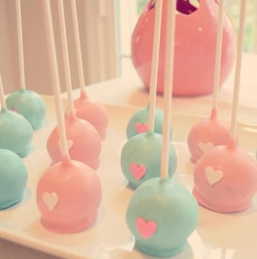 17 Valentine S Day Pregnancy Gender Reveal Party Ideas I Heart