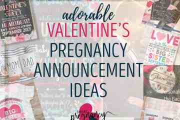 Valentines Pregnancy Announcement Ideas Archives I Heart Pregnancy