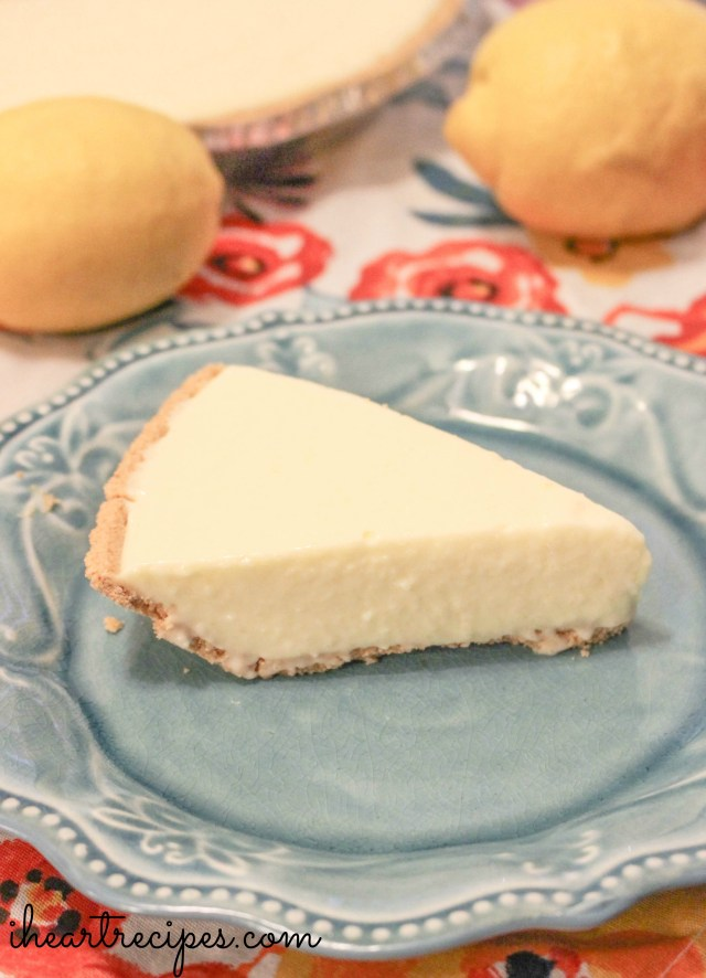 How To Make Homemade No Bake Lemon Cheesecake Made With Jello Sweetened Condensed Milk And A Few Other Ings