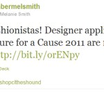 Got a Passion for Fashion? Couture for a Cause Accepting Designer Applications