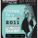 {You're Invited} Couture for a Cause presented by Activate Good
