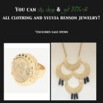 Sylvia Benson trunk show at Anna and Alice