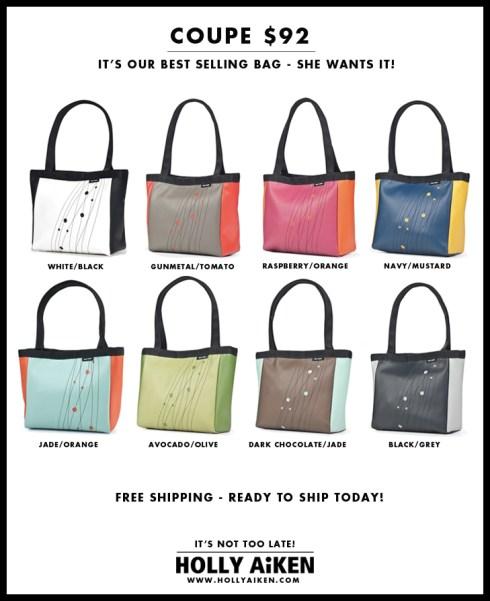 Holly Aiken Coupe Bag