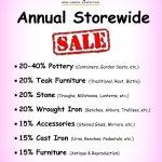 Market Imports annual sale