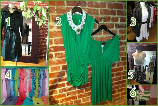 St. Patrick's day green finds from The Art of Style and Swagger Gifts