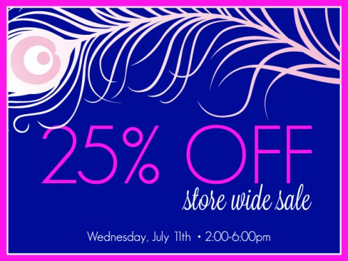 Flash Sale at Charlotte's in Raleigh