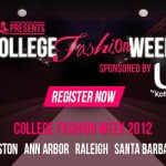 {Fashion Shows} College Fashion Week 2012 – Raleigh