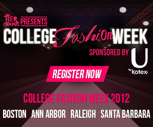 College Fashion Week in Raleigh, Durham, and Chapel Hill