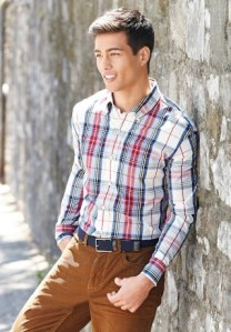 Belk Top 10 for Men – Fall 2013 Fashion – Plaid Shirt