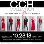 {Trunk Show} Happy Birthday to Fleur – CCH Collection Coming to Celebrate!